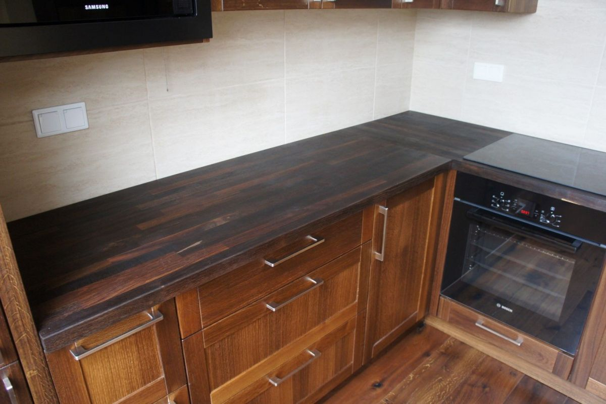 Blaty Drewniane Kuchenne Z Wedzonego Drewna Producent Drymar